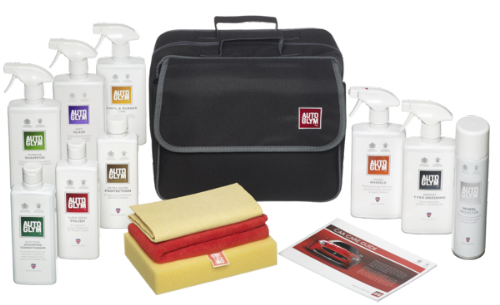 autoglym ultimate collection kit